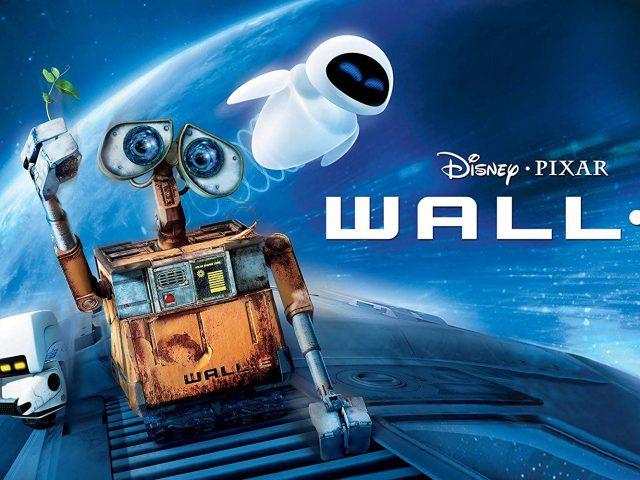 WALL-E (2008)หุ่นจิ๋วหัวใจเกินร้อย