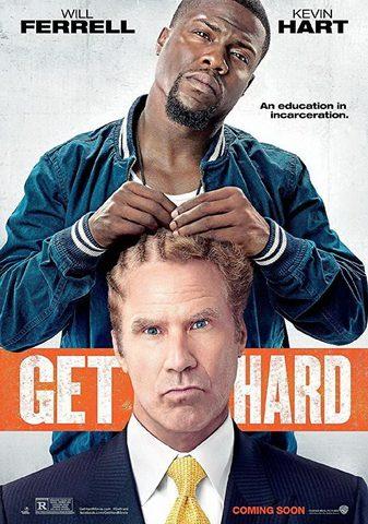 ภาพยนตร์ Get Hard (2015) เก็ทฮาร์ต มือใหม่หัดห้าว