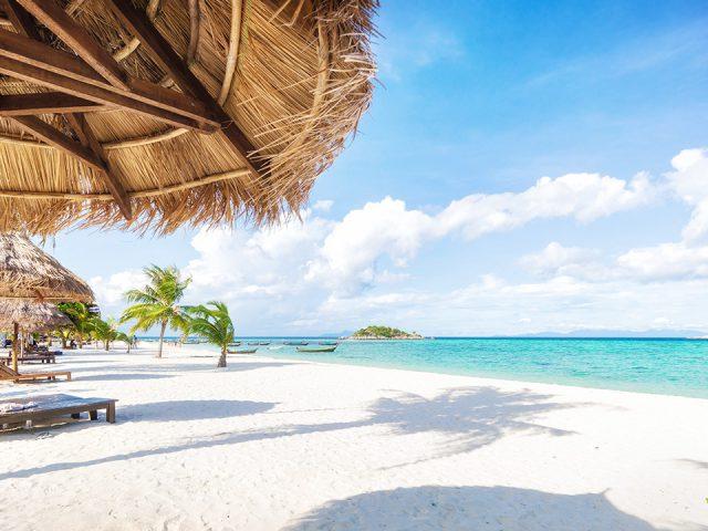 10 ชายหาดที่ดีที่สุดในประเทศไทย