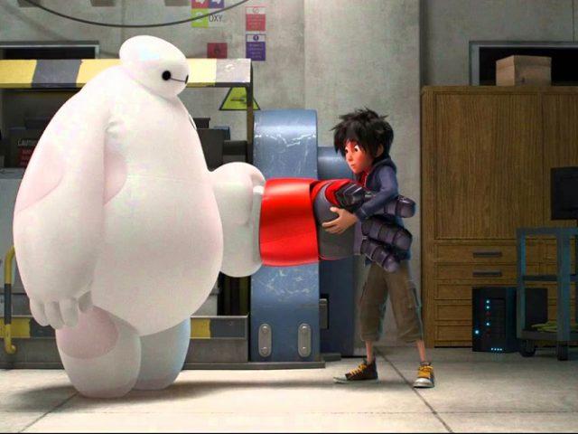 ภาพยนตร์ BIG HERO 6